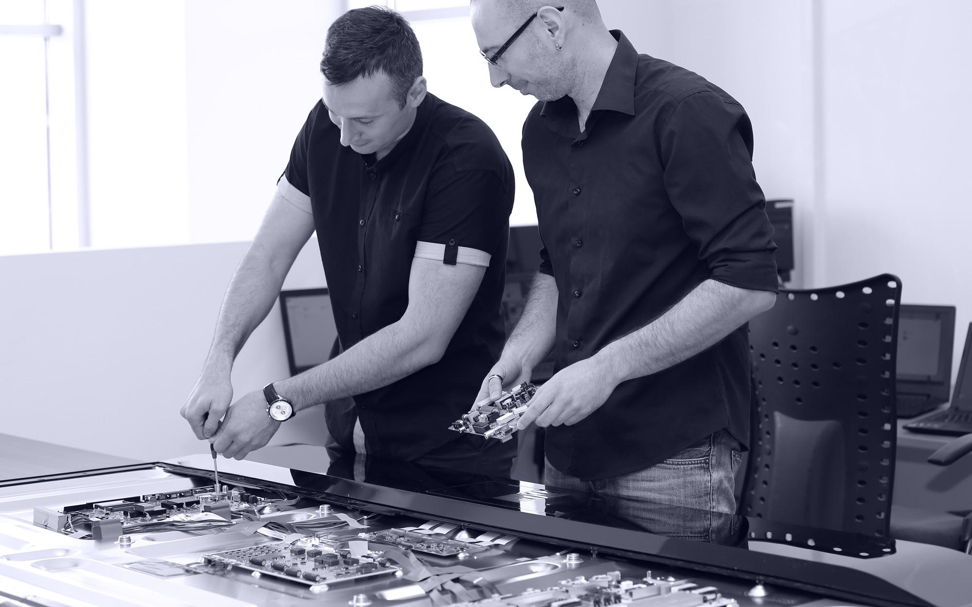 Sertifikovani inženjeri i tehničari udružiće profesionalno znanje i iskustvo i otkloniti svaku uočenu nepravilnost i kvar